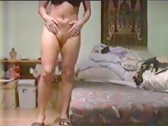 Marido sumiso y perro enculando